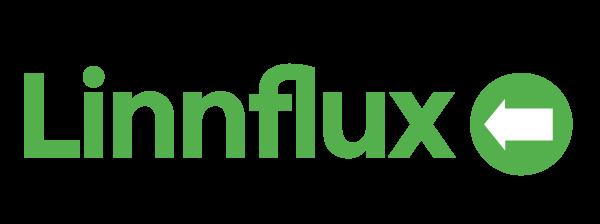 Linnflux, Inc. Logo - Horizontal